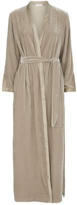 Cocoon Silk Robe
