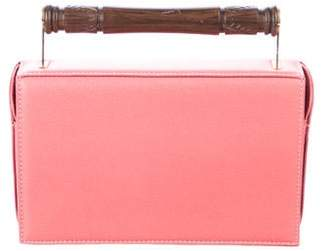 AEVHA Helve Leather Clutch