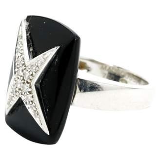Mauboussin Etoiles Divines white gold ring