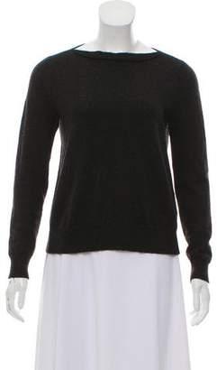 Isabel Marant Rib Knit Bateau Neck Sweater