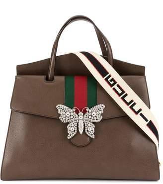 Gucci GucciTotem large top handle bag