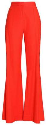 Diane von Furstenberg Linen-Blend Woven Pants