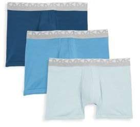 Michael Kors Three-Pack Comfy Cotton Boxer Briefs