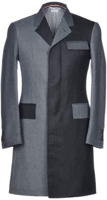 Thom Browne Overcoats - Item 41812132DJ