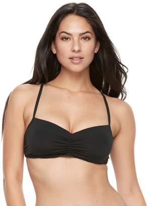 Apt. 9 Women's Strappy Back Bikini Top