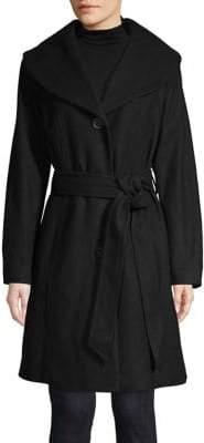 London Fog Classic Belted Coat