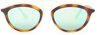 Ray-Ban 53mm Phantos Aviator Sunglasses