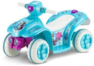 Disney Disney's Frozen Blue Quad Ride-On