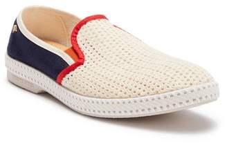 Rivieras LEISURE SHOES Tour Du Monde Boat Slip-On Sneaker