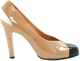 Maison Margiela Beige Patent leather Heels