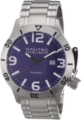 Christian Dior Nautec No Limit Men's Canteen Diver Watch AT/STSTSTBL