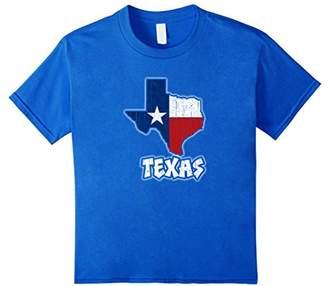 Texas T-Shirt State Flag