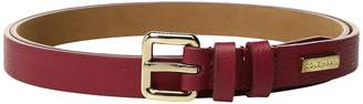 Cole Haan 20mm Pebble Leather Belt Men's Belts