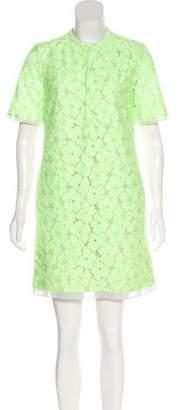 Diane von Furstenberg Warner Lace Dress