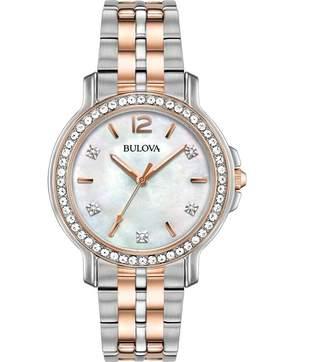 Bulova 98L242 Crystal Women's Watch