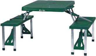 Picnic Time Outdoor Foldable Table