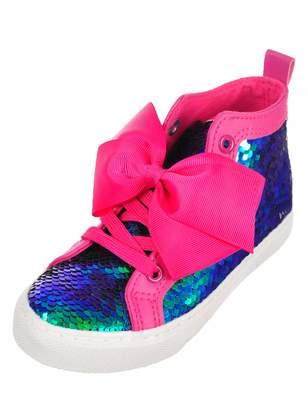 Jo-Jo Jojo Siwa Girls' Hi-Top Sneakers