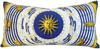 Hermès Astrologie Dies et Hore Pillow
