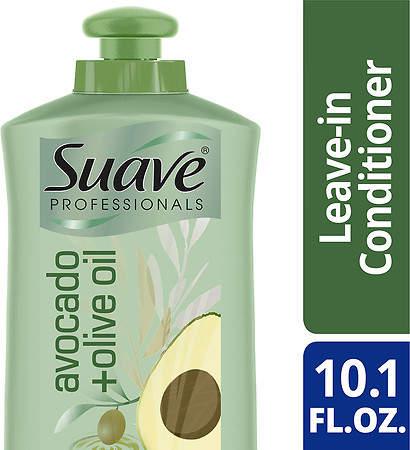 Suave Professionals Leave-in Conditioner Avocado + Olive Oil Image