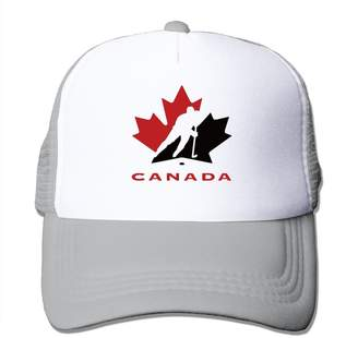 Canan Cap Hockey Canada Mesh Hat Trucker Baseball Cap (5 Colors) 4e6ce26b73e2