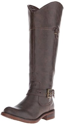 Kensie Women's Stephanie Harness Boot $89 thestylecure.com