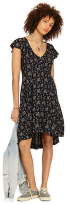 Ralph Lauren Denim & Supply Floral Fit-and-Flare Dress $98 thestylecure.com