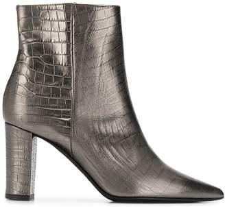 Marc Ellis block heel ankle boots
