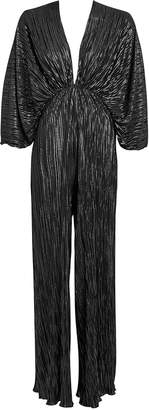 Rotate by Birger Christensen No. 46 Raindrops Pleated Jumpsuit