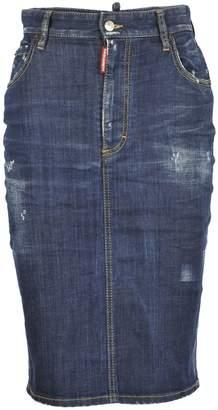 DSQUARED2 Denim Skirt