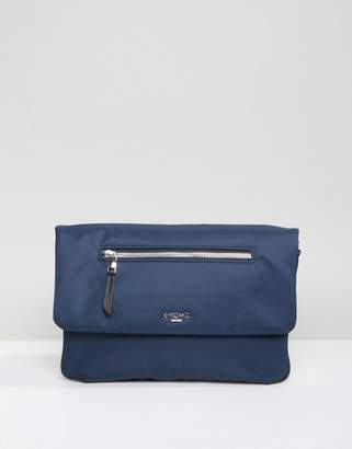 Knomo Elektronista 10 Inch Water Resistant Clutch Bag With Portable Phone And Tablet Charger