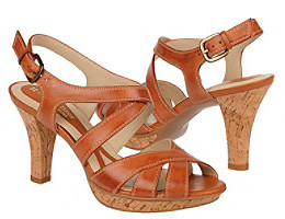 "Naturalizer Dhani"" Slingback Sandals"