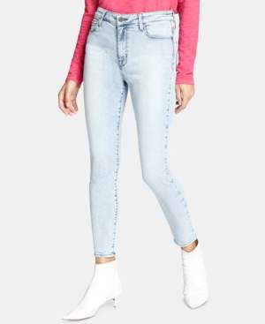 Sanctuary Social High Rise Skinny Ankle Jeans