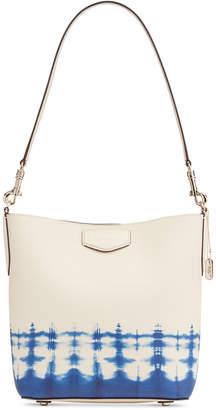 DKNY Sullivan Leather Bucket Bag