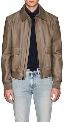 Ralph Lauren Purple Label Men's Leather Flight Jacket