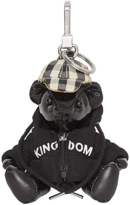 Burberry Thomas Bear Charm in Hooded Top