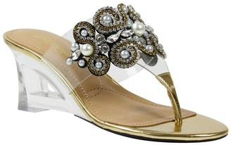 J. Renee Thong Sandals - Darshana