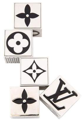 Louis Vuitton Magnetic Cube Game
