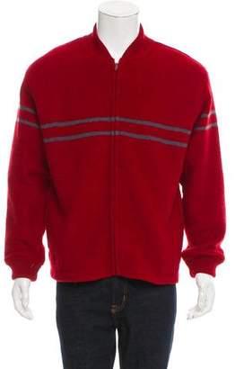 Burton Wool Bomber Jacket