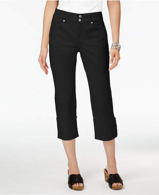 Style&Co. Style & Co. Capri Jeans, Created for Macy's