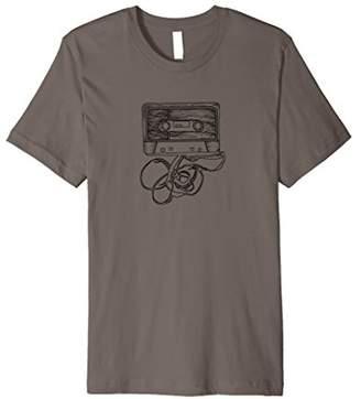 Cassette Tape Shirt Women