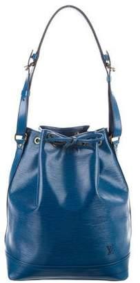 Louis Vuitton Epi Noé Bag GM
