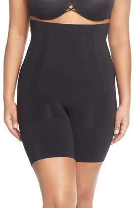 Spanx R) OnCore High Waist Mid-Thigh Shorts
