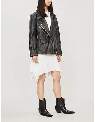 Free People Jealousy leather jacket