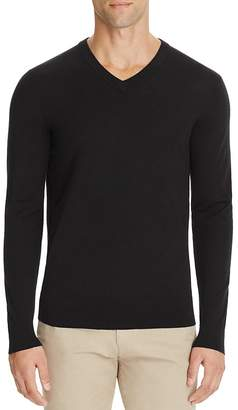 Theory Riland New Sovereign Slim Fit V-Neck Sweater