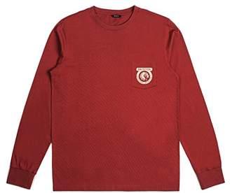 Brixton Men's Native Long Sleeve Pocket T-Shirt