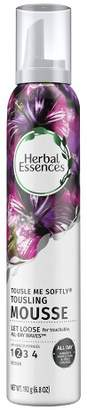 Herbal Essences Tousle Me Softly Tousling Mousse with Hibiscus Essences - 6.8oz