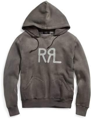 Ralph Lauren Cotton-Blend Graphic Hoodie