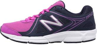 more photos db157 7082a at MandMDirect.com · New Balance Womens W390 V2 Neutral Running Shoes Navy  Purple Silver