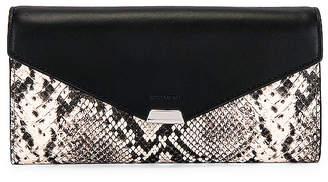 AllSaints Sliver Chain Wallet Crossbody