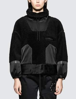 Undercover Sheepskin Pullover